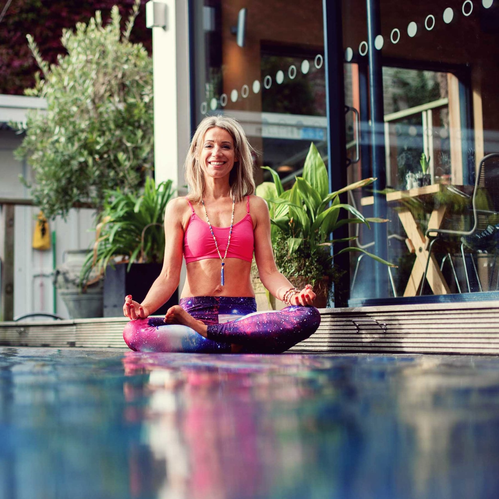 Meet Catherine - The Founder of Yogi Mums