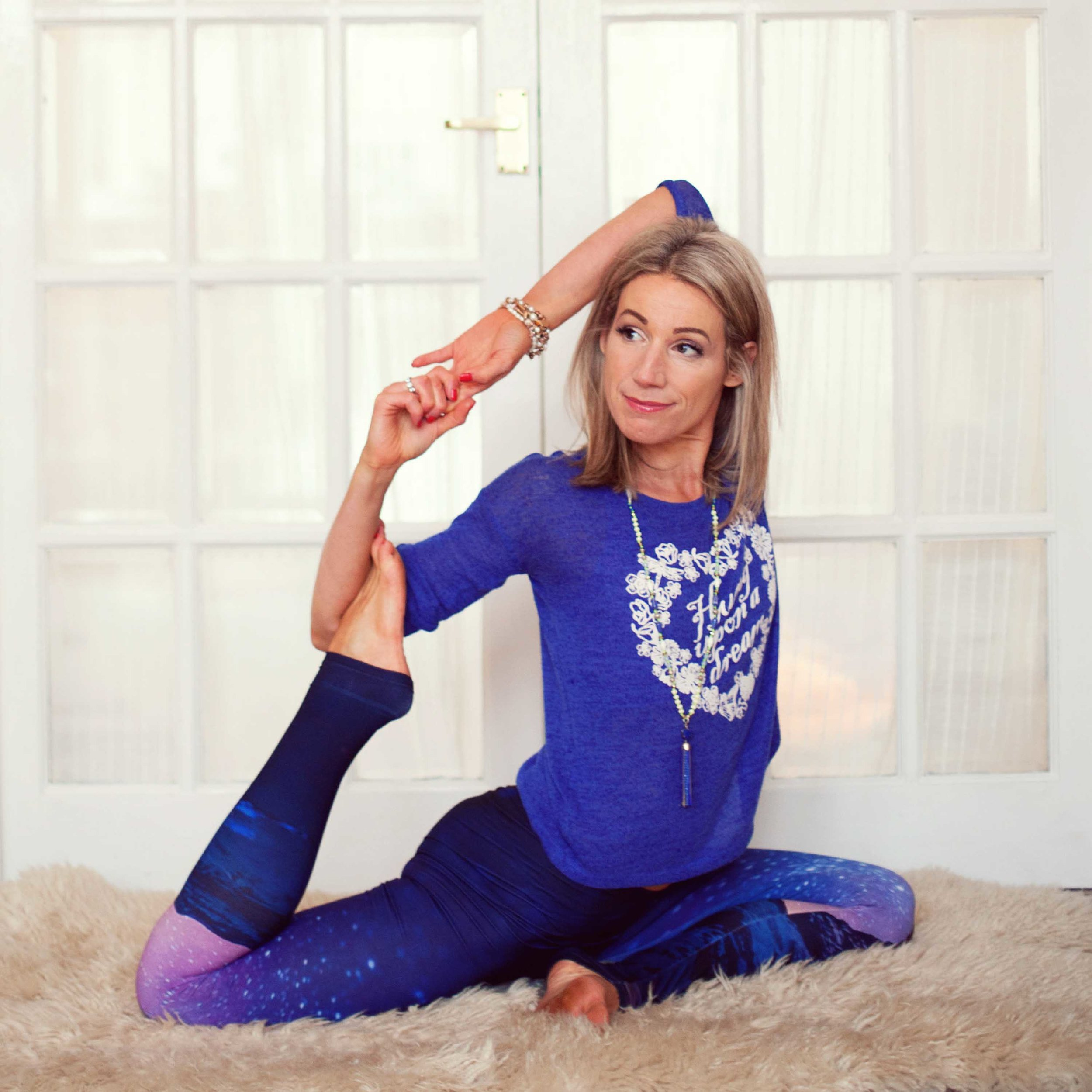 For Fitness - Online Yoga Course