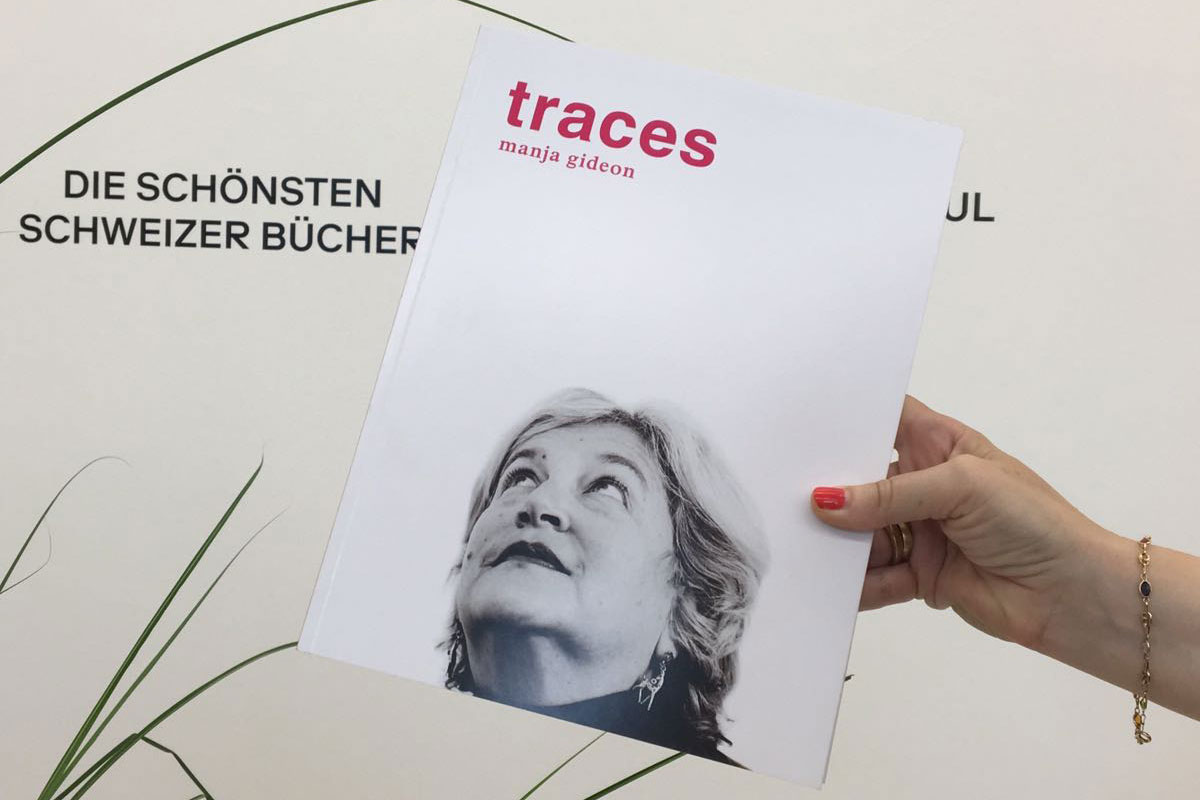 """....""""traces"""" ist in dt. und engl. Sprache über die Stiftung erhältlich. Bei Interesse wenden Sie sich an  info@manja-gideon-foundation.org ..""""Traces"""" is available in German and English. If you are interested, please contact the foundation under  info@manja-gideon-foundation.org  ...."""