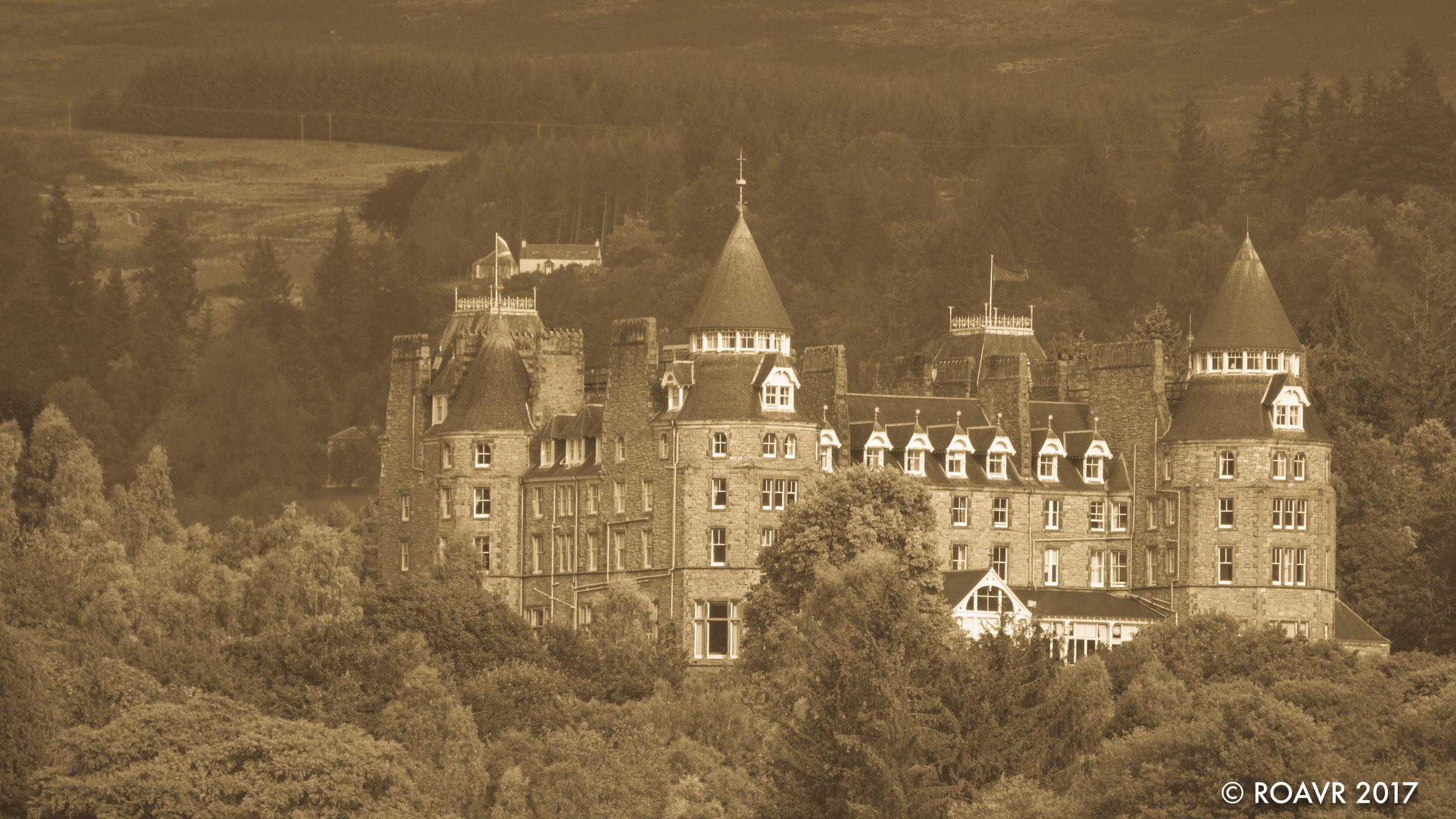 Atholl Palace Hotel - Pitlochry