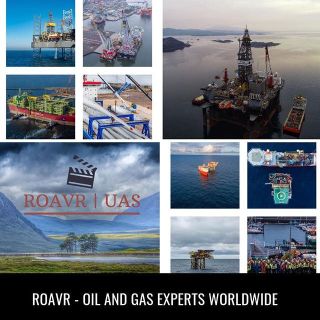 ROAVR have been working worldwide in oil and gas since 2015. 🚁🎥🎞📞🚁⠀ ⠀ Find out more    ⠀ ⠀ https://buff.ly/2TVxPHo