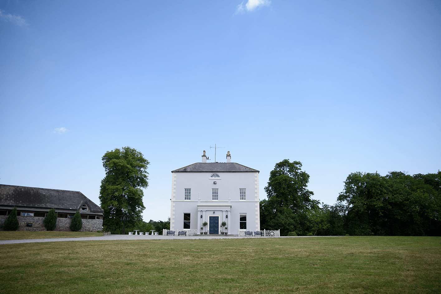 Exclusive Wedding Venue Ireland Boyne Hill House