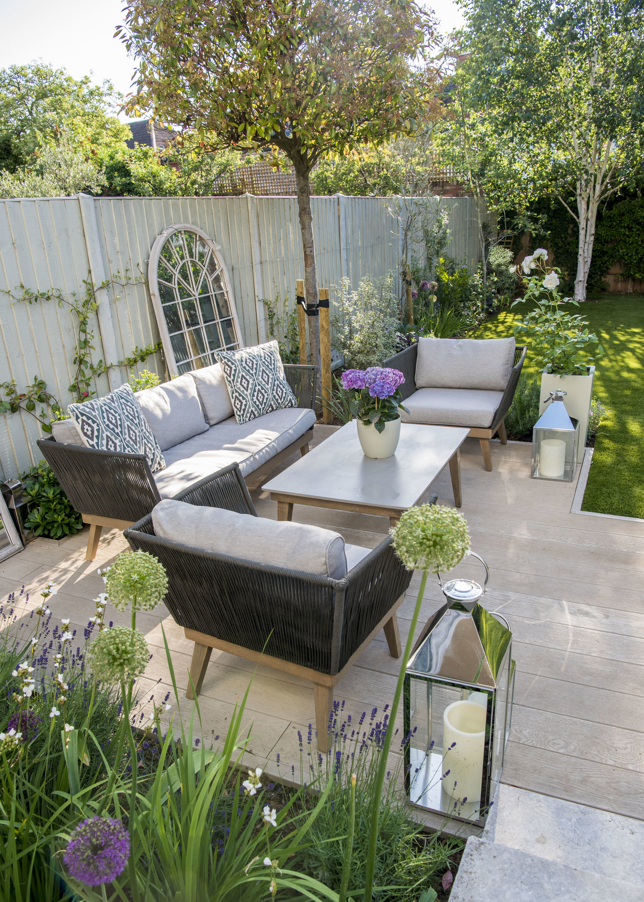 Acton Sun Terrace Garden Joanna
