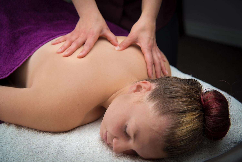 Deep Tissue Massage, back massage