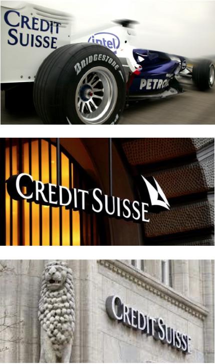 High profile sponsorship & Signage