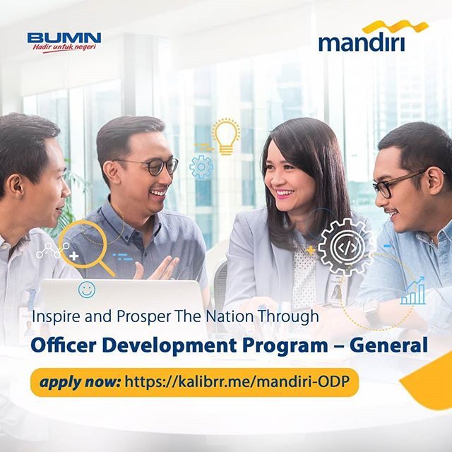 @kalibrr.id x @ppia.nsw - Mandiri Job Opportunity - Have yourself the opportunity on working for one of the biggest bank in Indonesia. Apply now at the Kalibrr website before someone else does.