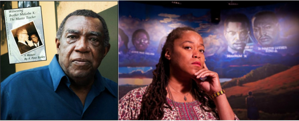 Playwright Peter Bailey and Malcolm X's youngest daughter, Malaak Shabazz, take us on a journey to the Hereafter where Malcolm X, Martin Luther King Jr. and Medgar Evers reflect on the revolution and the lives they left behind.
