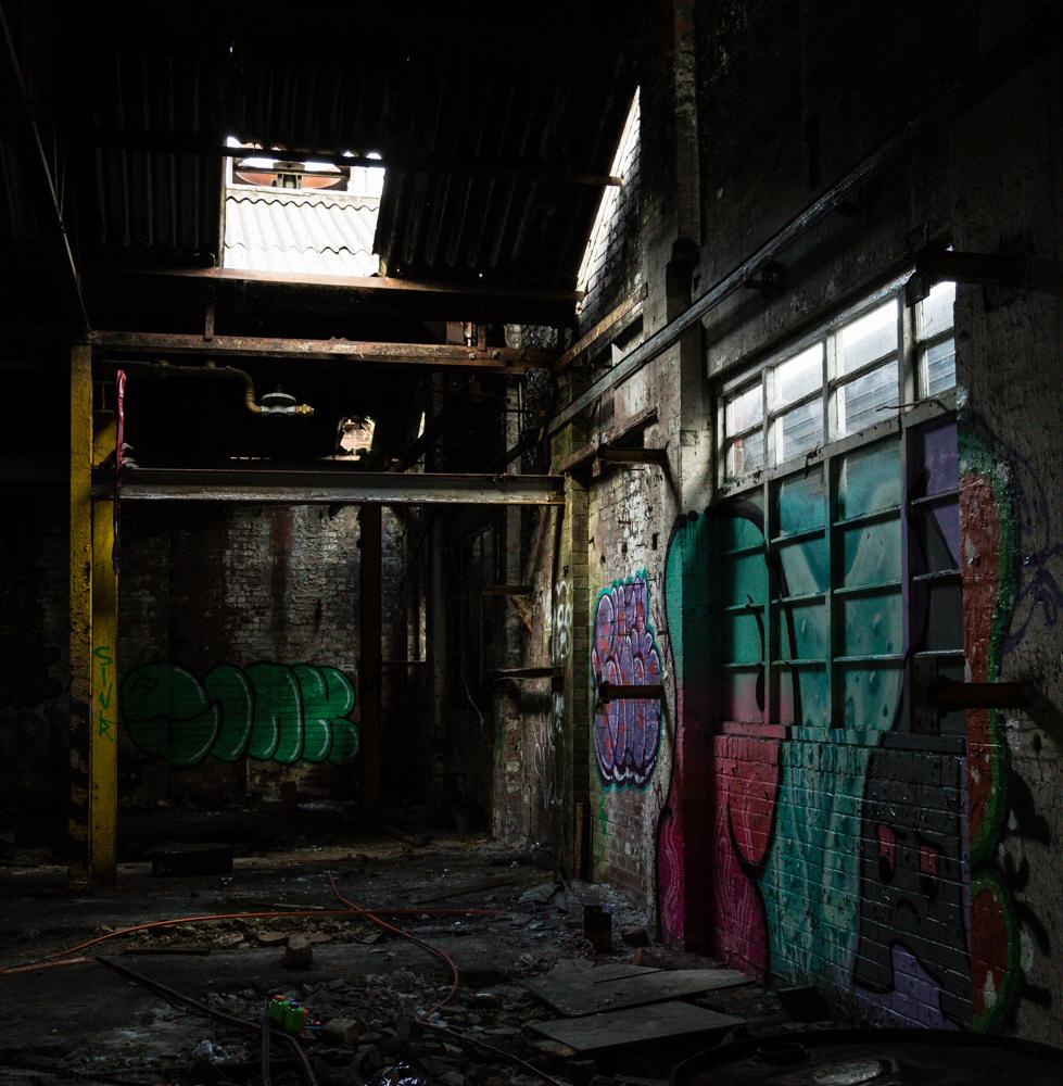 Abandoned Depot or Garage // 01-05-17