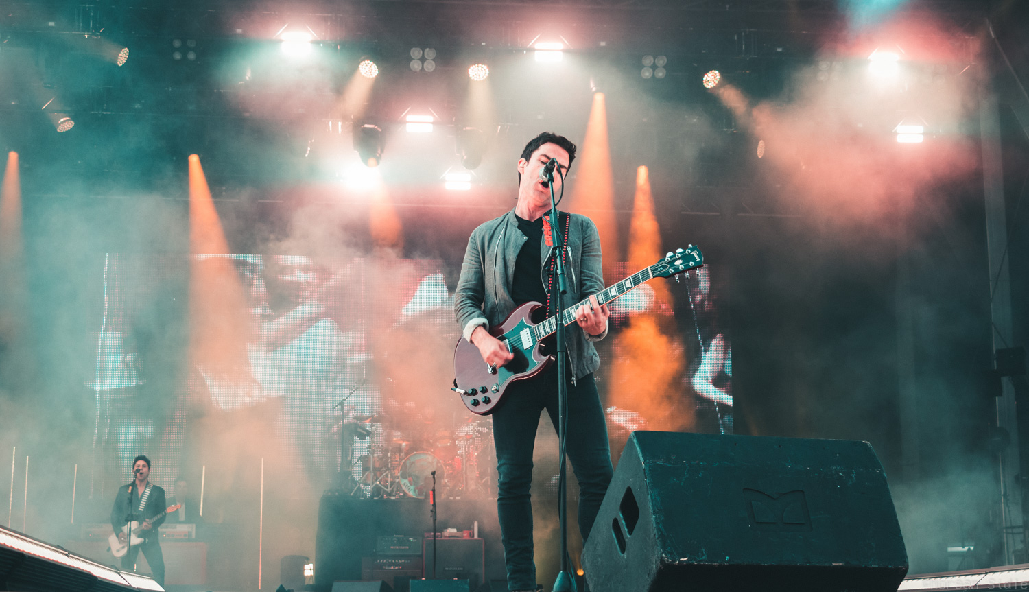 Stereophonics at Tramlines // 20-07-18