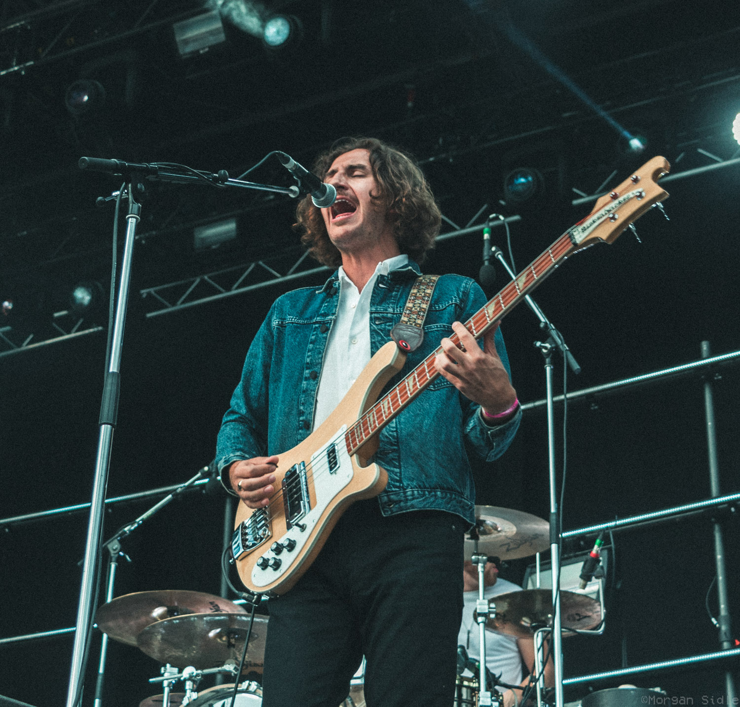 Blossoms at Tramlines // 21-07-18
