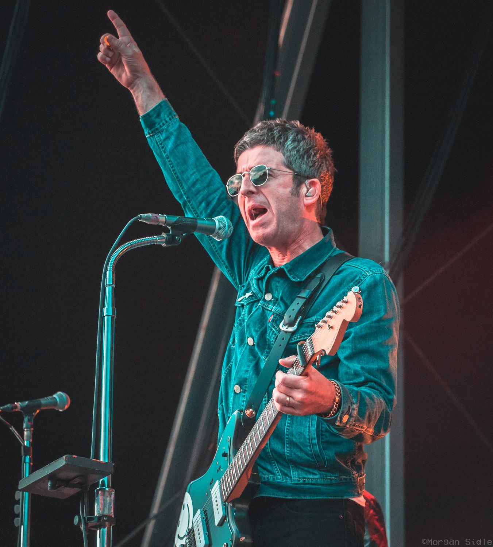 Noel Gallagher at Tramlines // 21-07-18