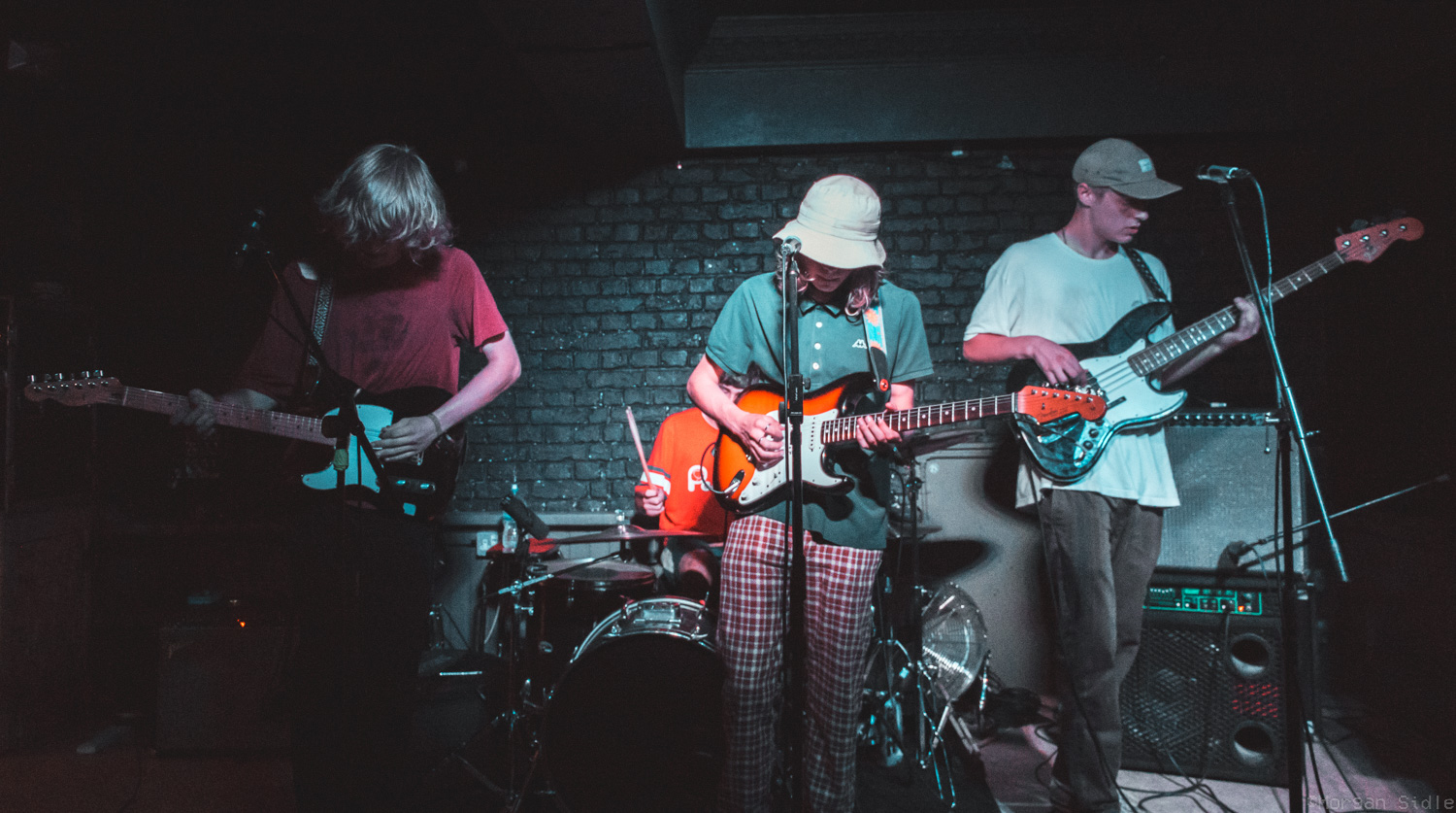 Bedroomhighclub at Cafe Totem for This Feeling/ Tramlines// 22-07-18