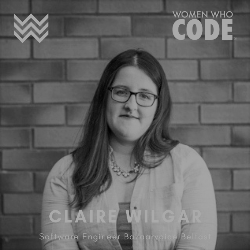 Claire Wilgar Software Engineer