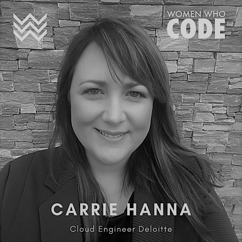 Carrie Hanna Cloud Engineer Deloitte