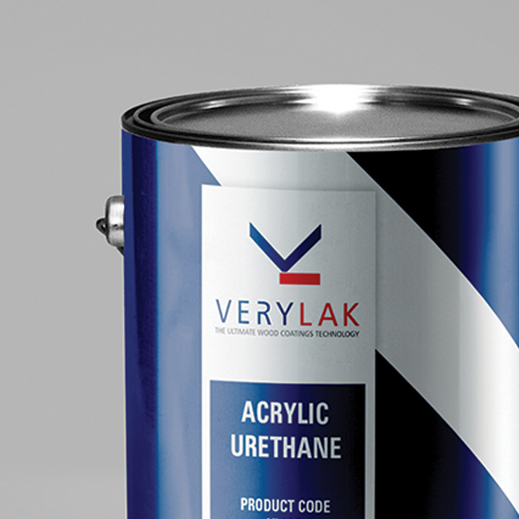 VERYLAK / Étiquette  Identité visuelle, impression, publicité