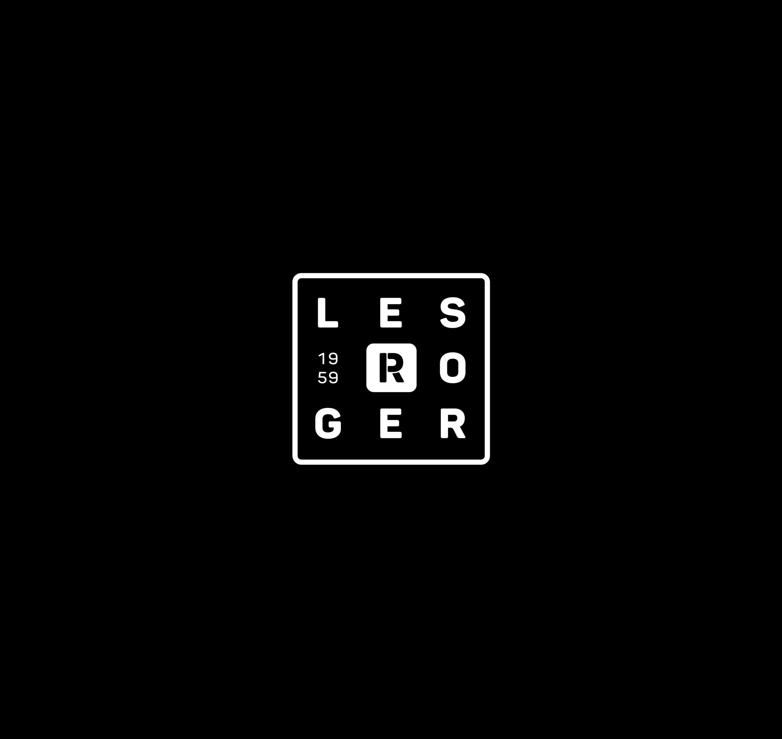 Nouveau tag, logo final pour la fruiterie  Les Roger.
