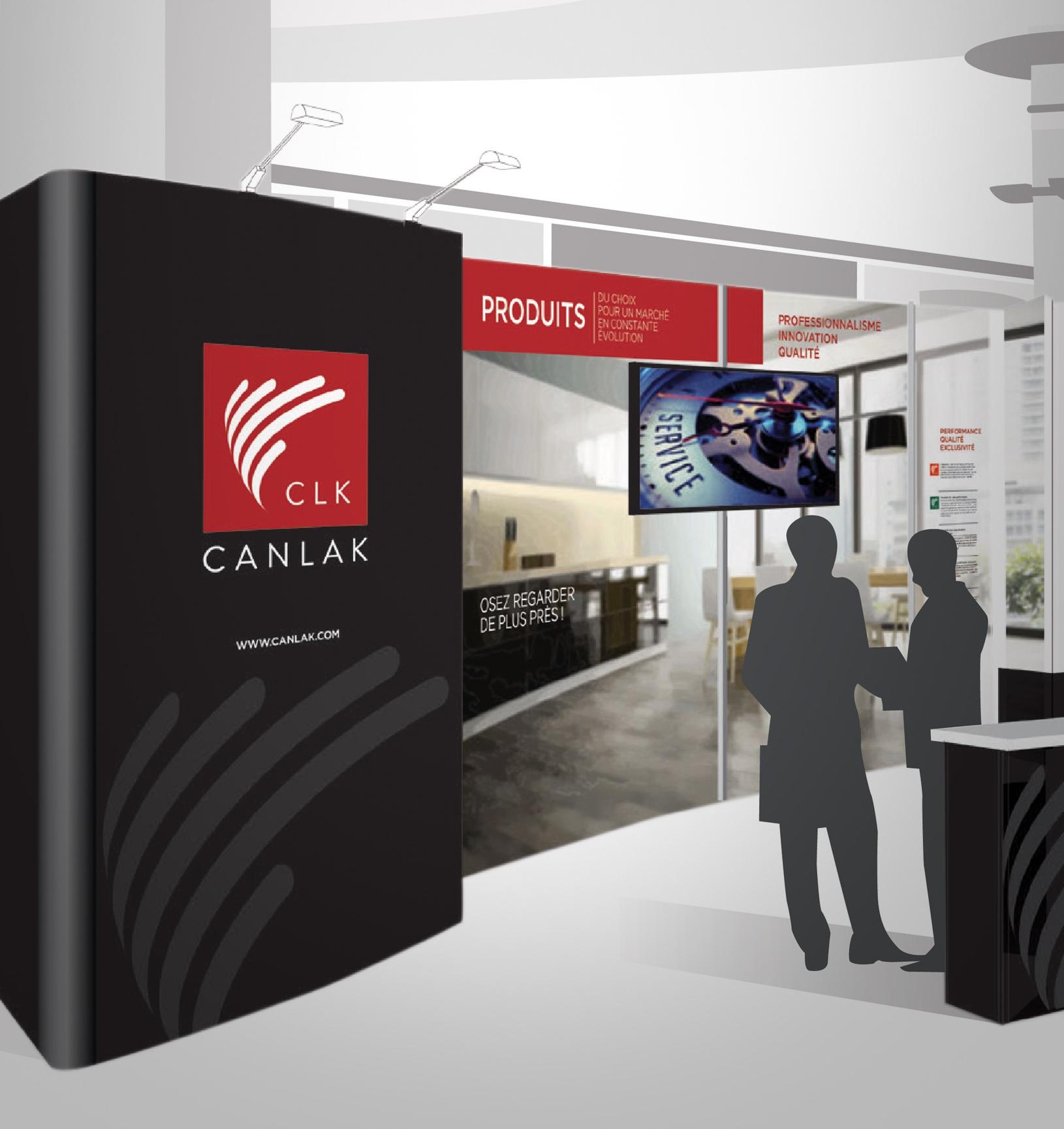 Kiosque Canlak