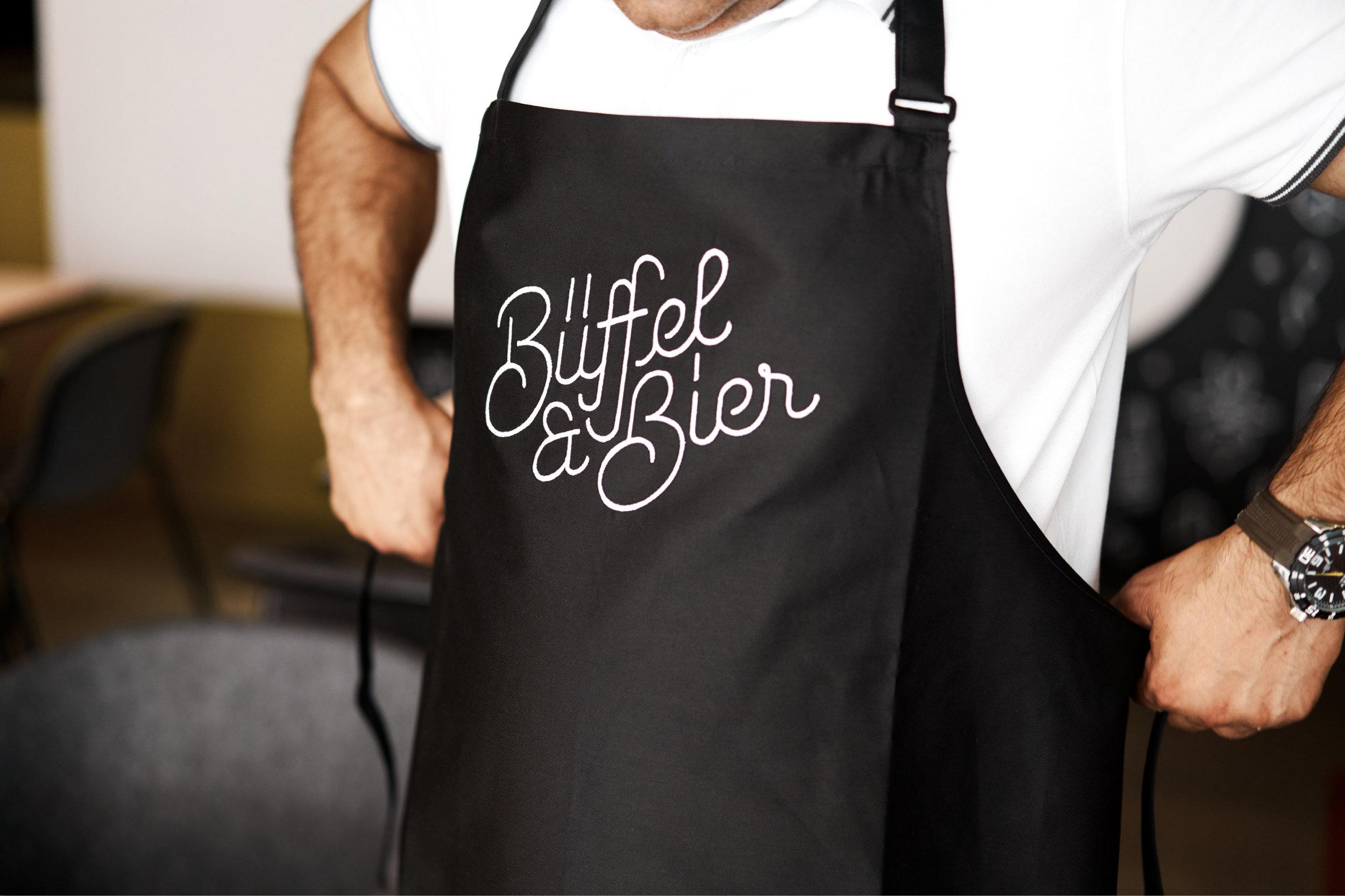 Büffel & Bier Branding