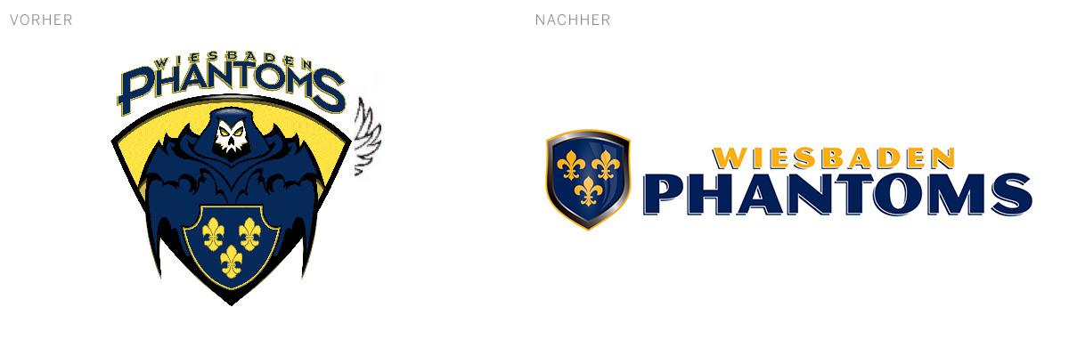 Sie waren Phantome, nun sind sie eine Verbindung:  Die Wiesbaden Phantoms.