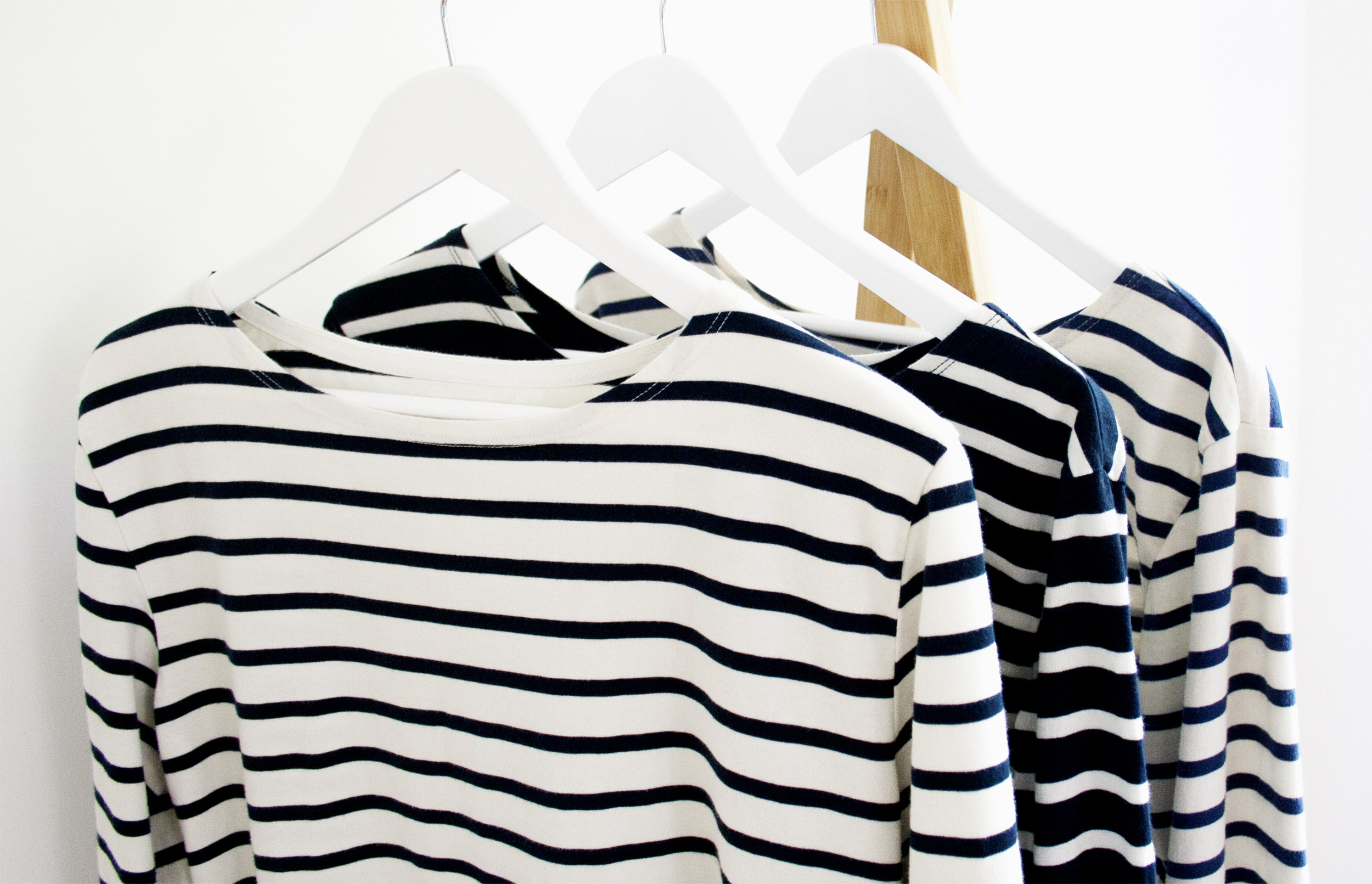Fashion History the breton stripe
