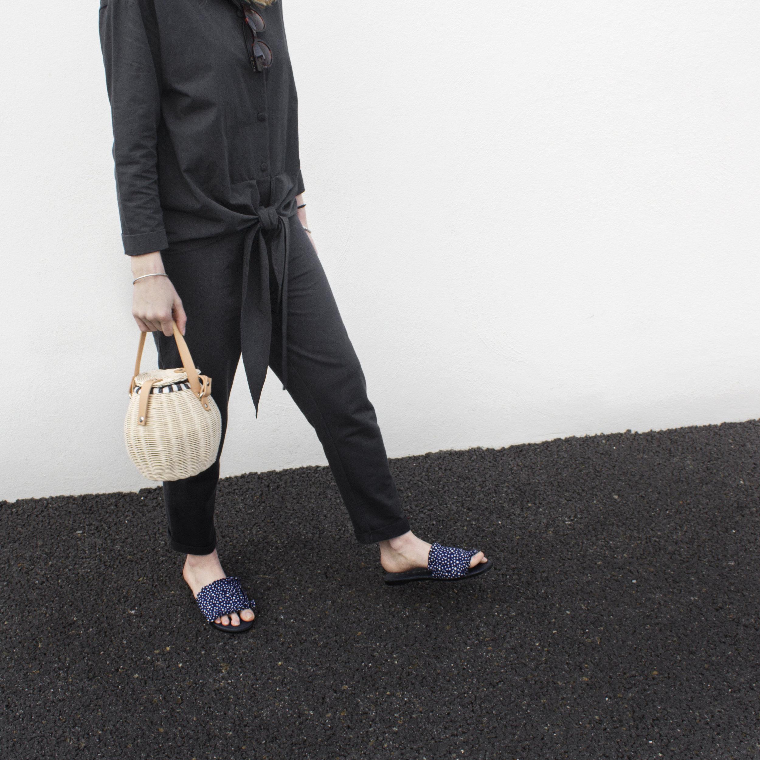 SS17 basket Nicole Davidson fashion buyer