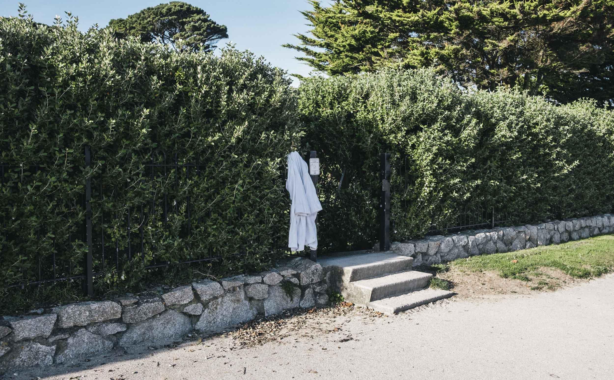 Forgotten robe
