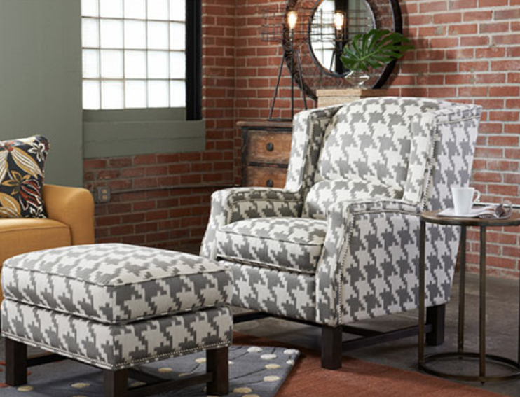 Cosmopolitan Premier Stationary Occasional Chair