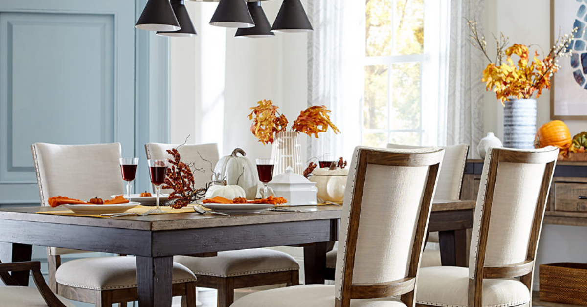 Customizable dining from The Nook
