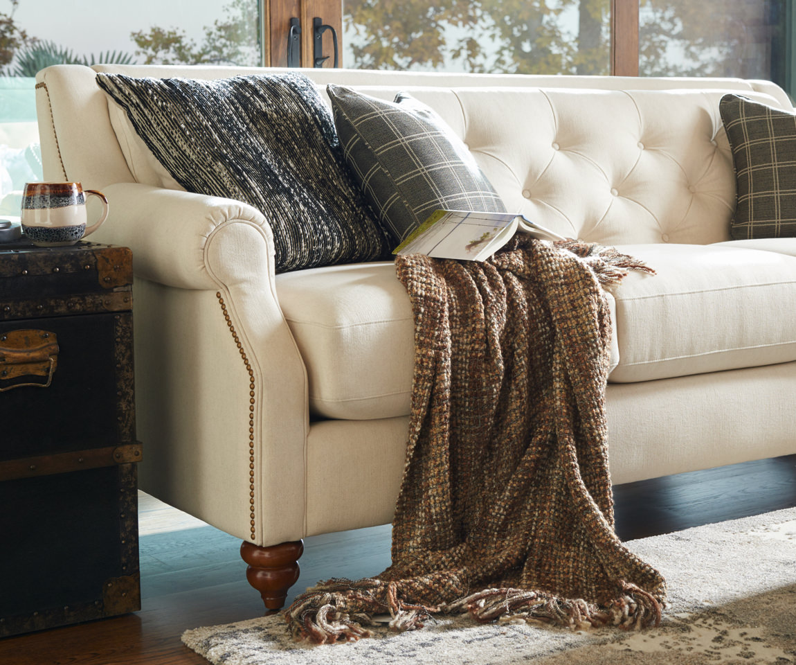 Rugs, Books, Pillows, Oh My...