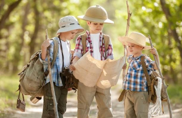 Hiking - A Family Affair