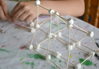Marshmallow Building Challenge