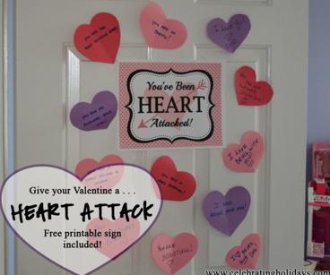 Heart Attack Your Valentine