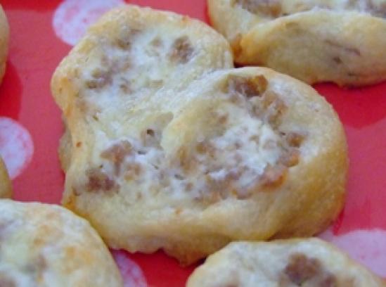 Pinwheel Hearts Recipe