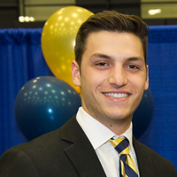 Christopher Mangogna - Studying Natural Science Secondary Education at the University of Pittsburgh.Eliminating summer learning loss with PMP at M.S. 053 Brian Piccolo in Queens!