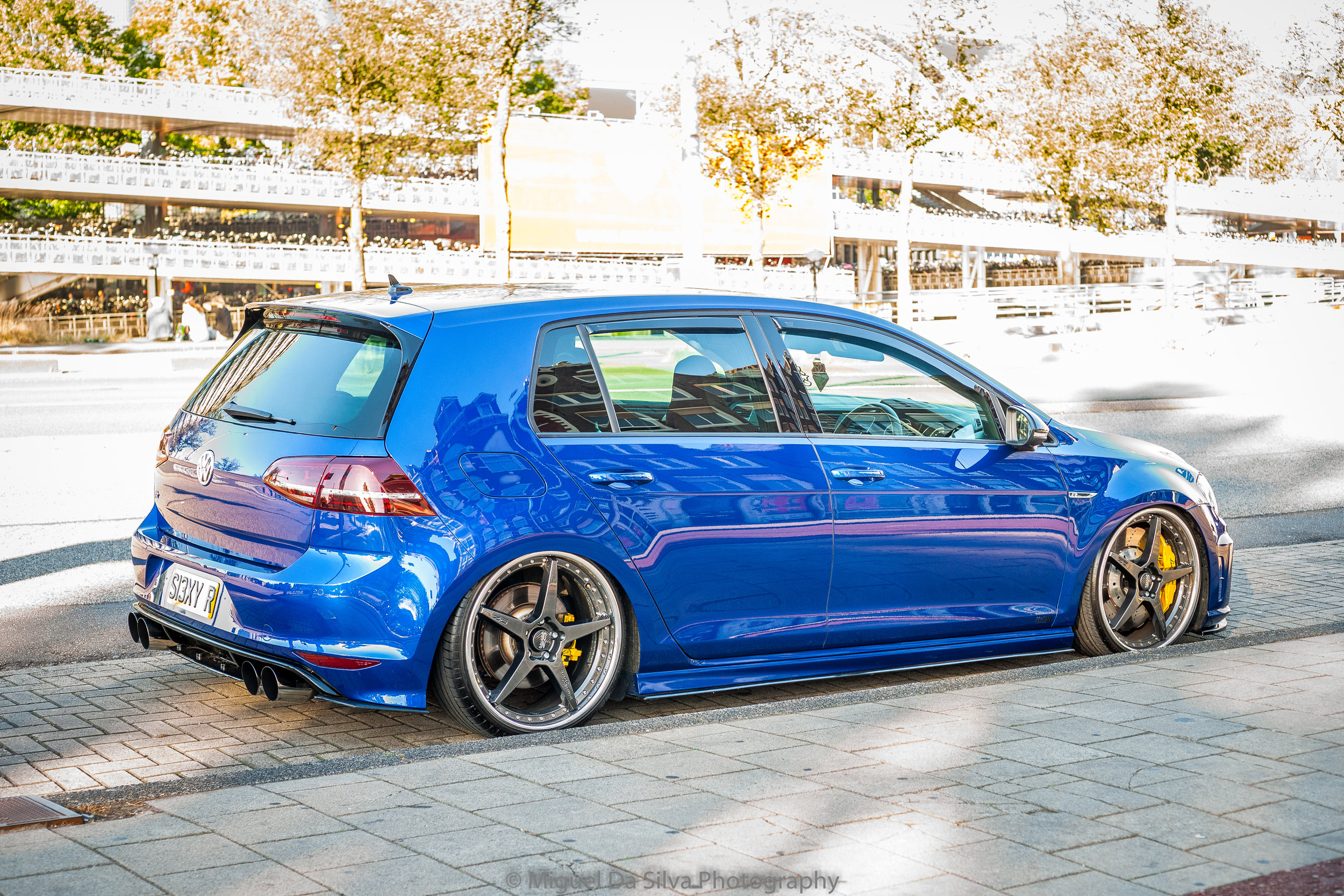 VW Golf R S13xyR UK