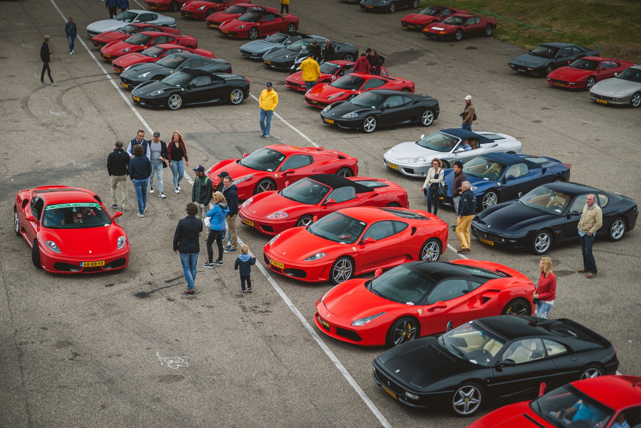 Italian Event Circuit Zandvoort 2017