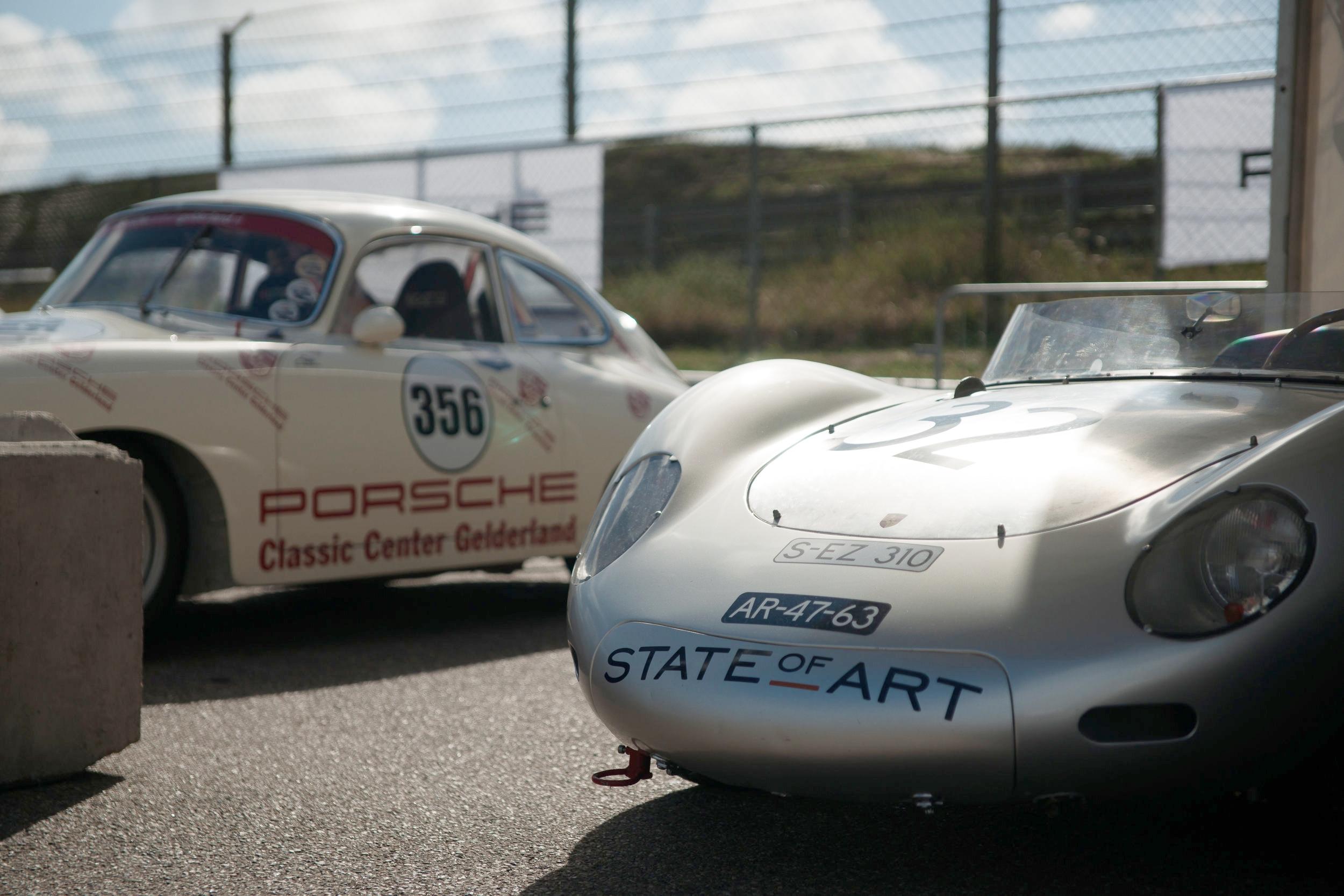 Porsche 718 Rsk (Spider) 1957/59