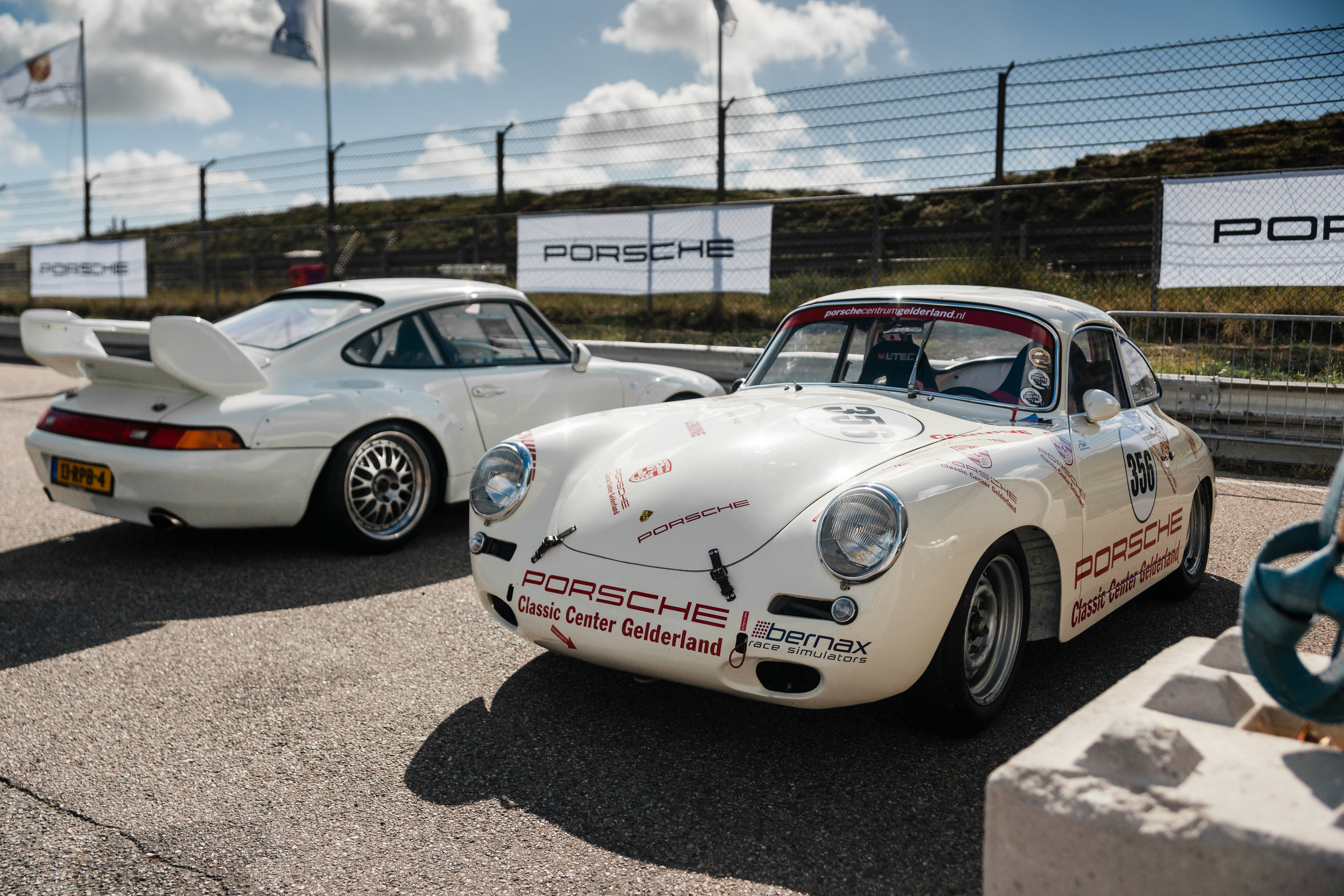 Porsche 356 State of art & GT2 EVO