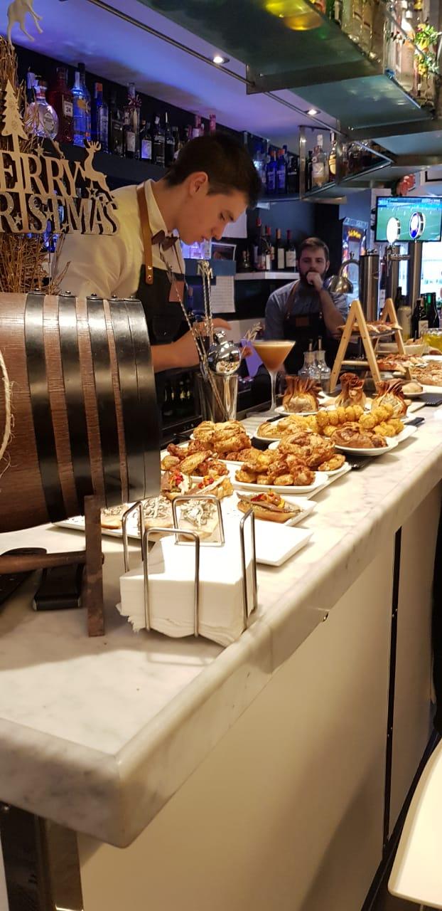 Seizortzi Bar