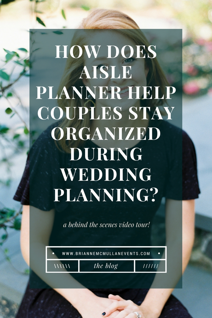 brianne mcmullan events aisle planner