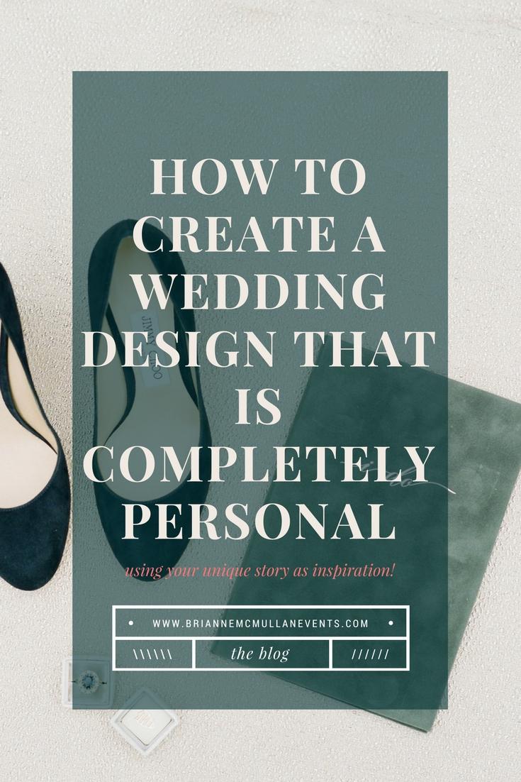 planning a unique wedding brianne mcmullan events