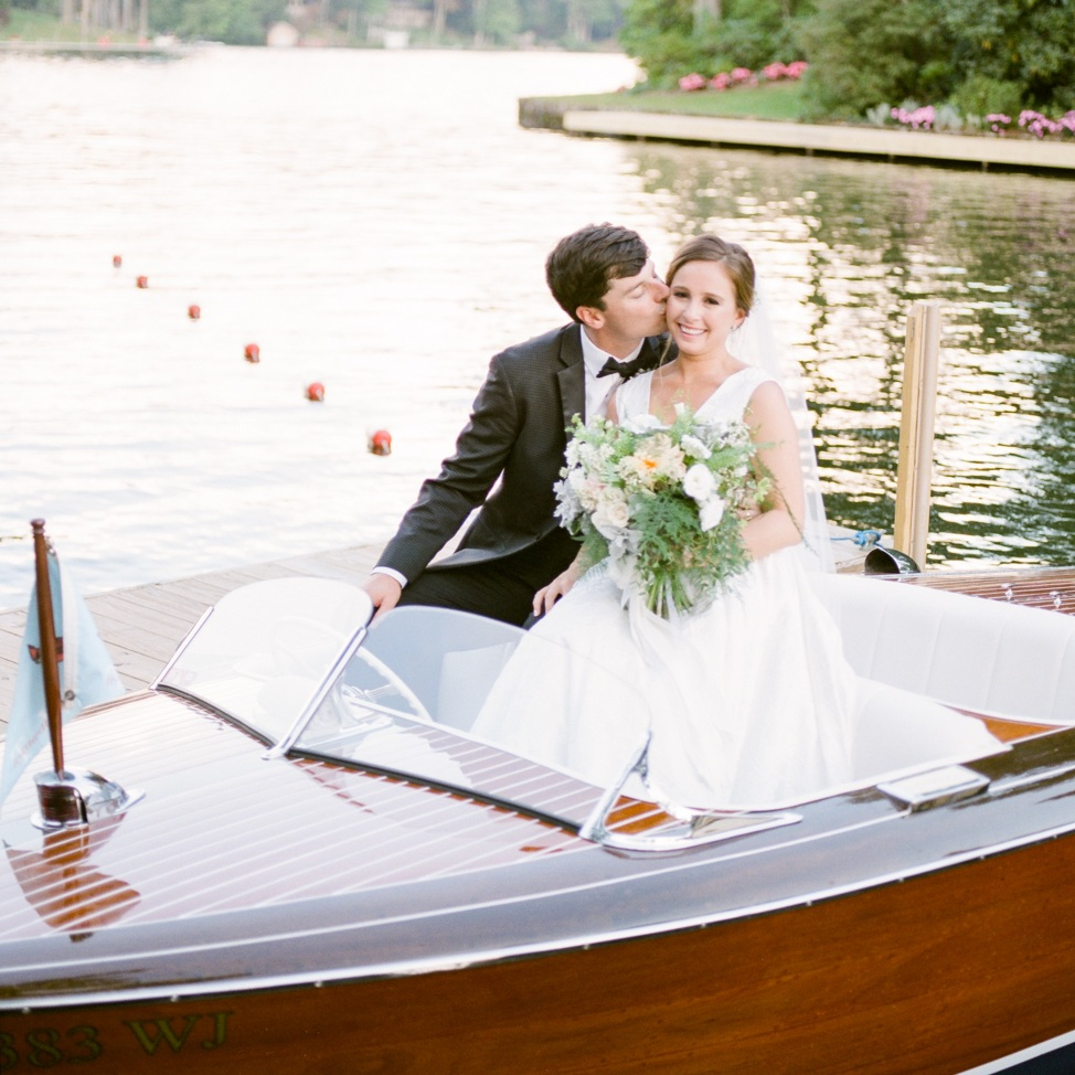 Callan & Will - Lake Toxaway Country Club