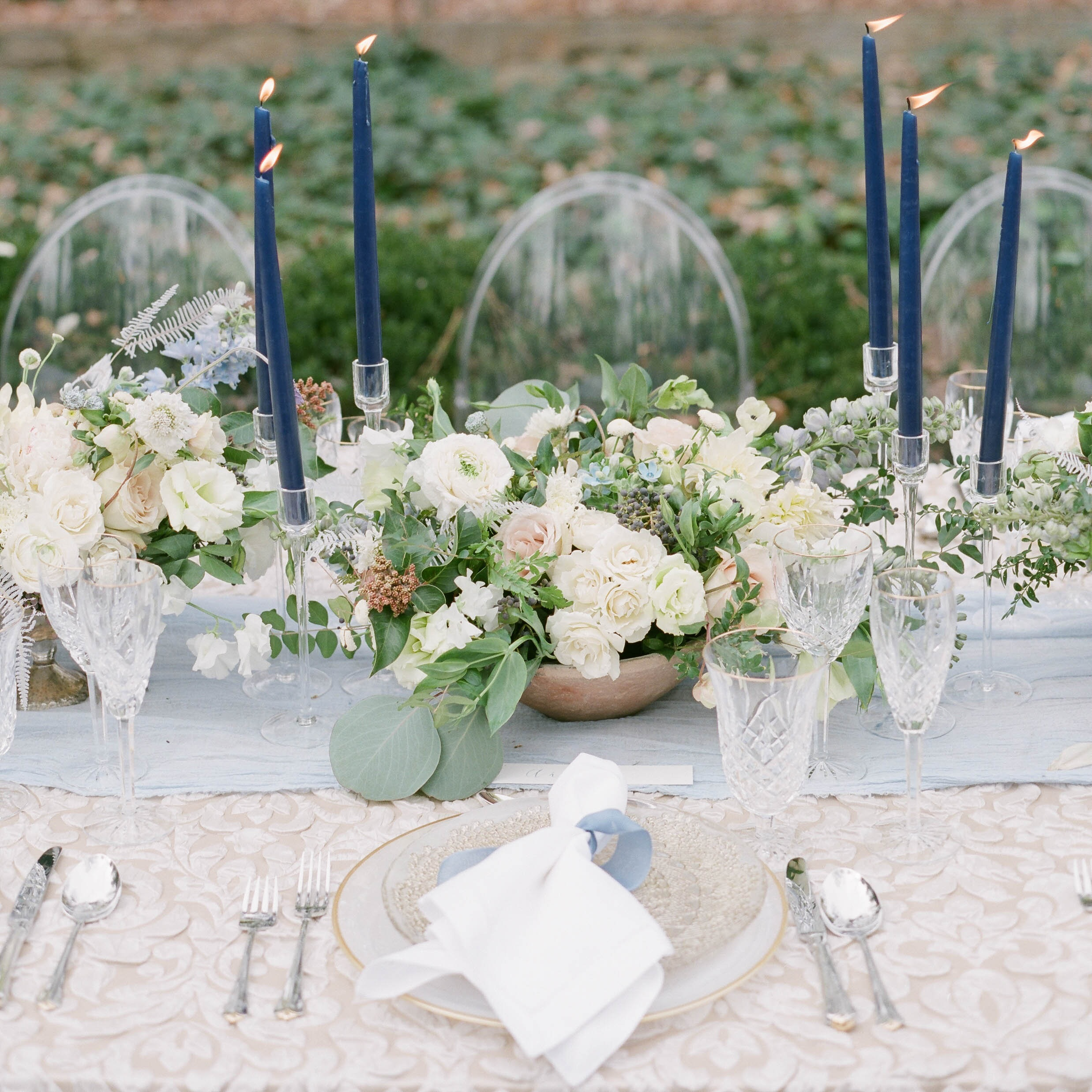 Winter Inspiration Shoot - The Swan House