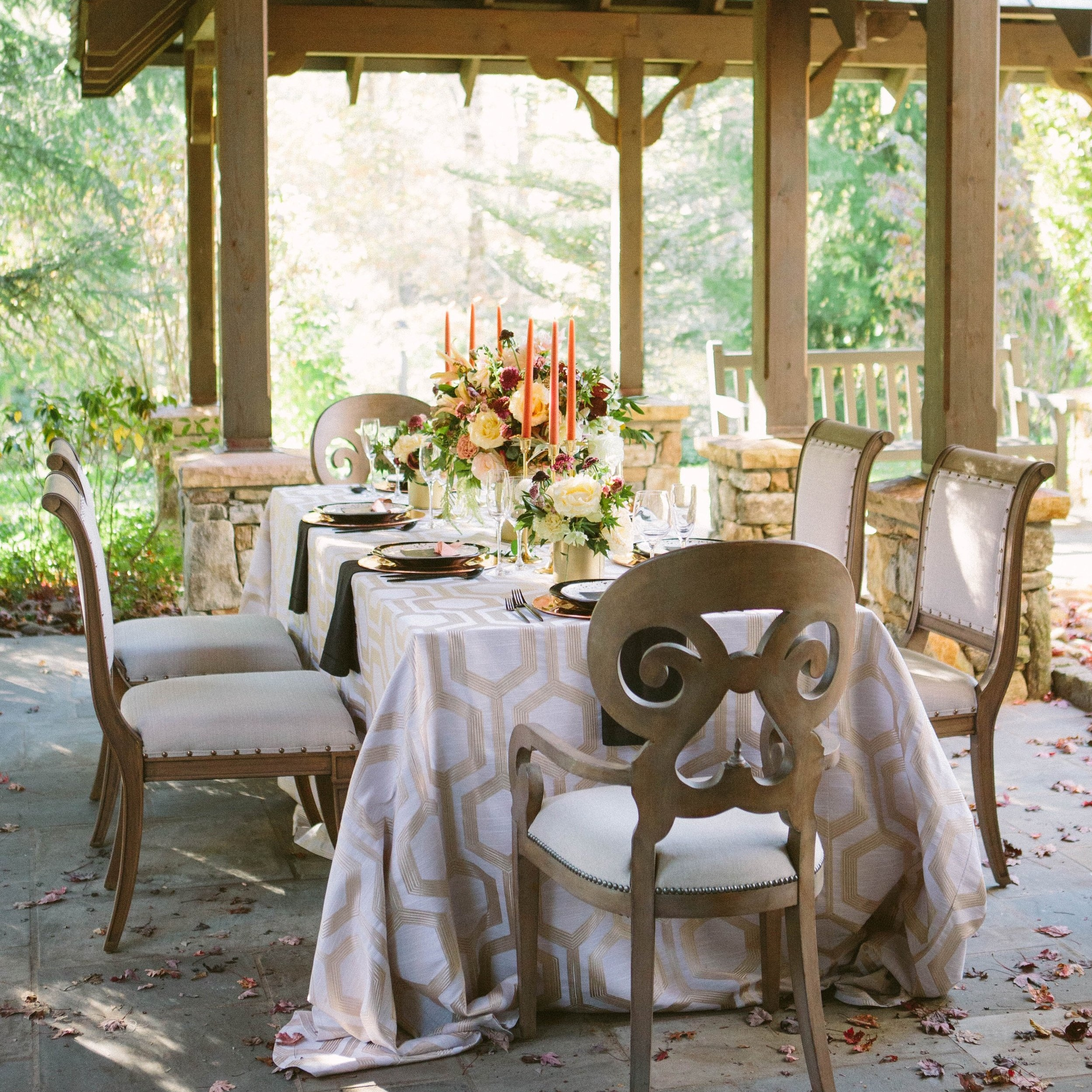 Fall Inspiration Shoot - The Farm at Old Edwards Inn