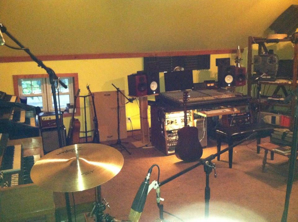 The Barn - Captured Sound ver 3