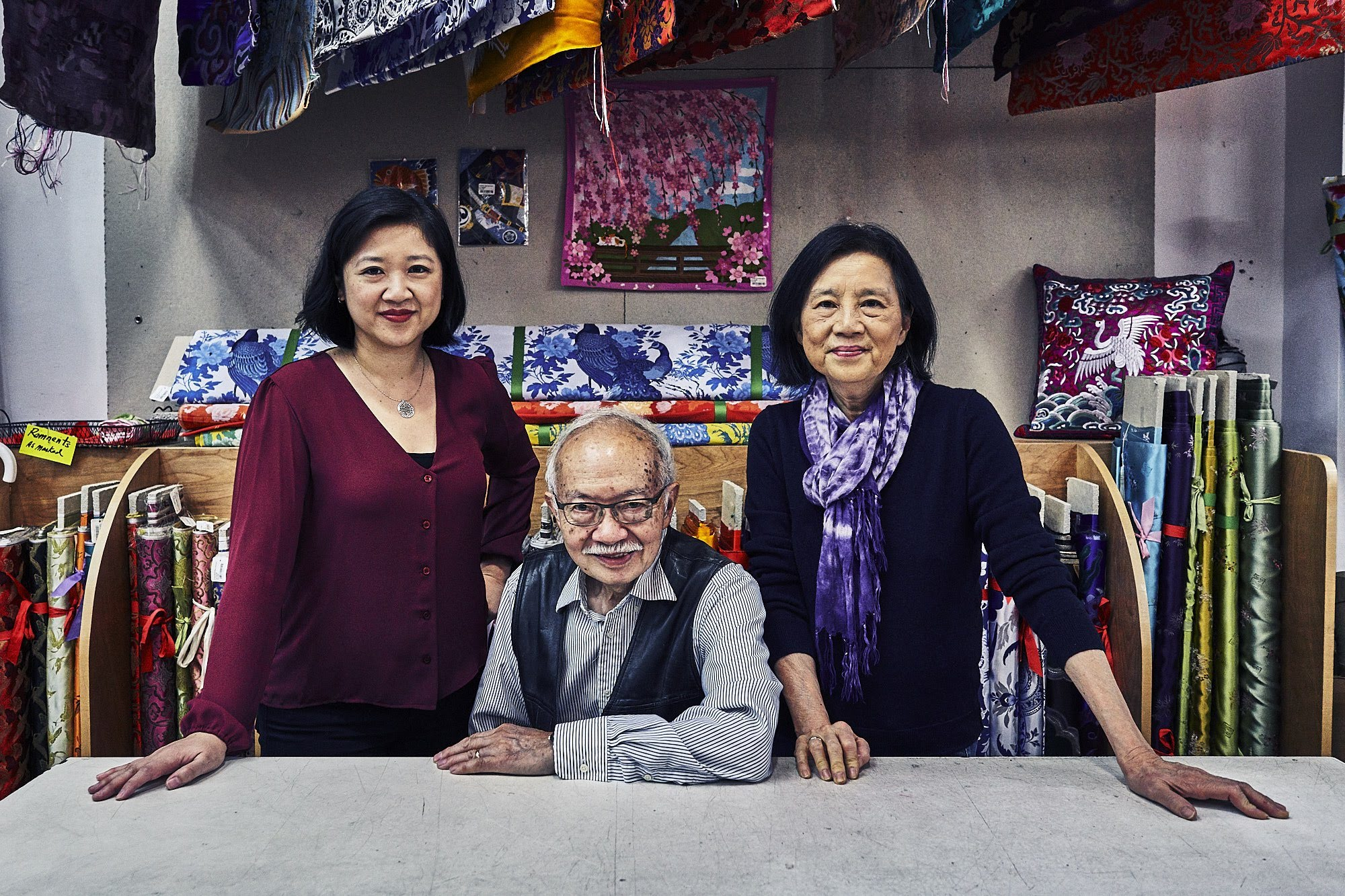 Pearl River founders Mr. and Mrs. Chen were ready to retire when their daughter-in-law, Joanne Kwong, offered to take over, refreshing the store with new products from up-and-coming designers and entrepreneurs and bringing it into the digital age while maintaining its colorful and welcoming atmosphere.