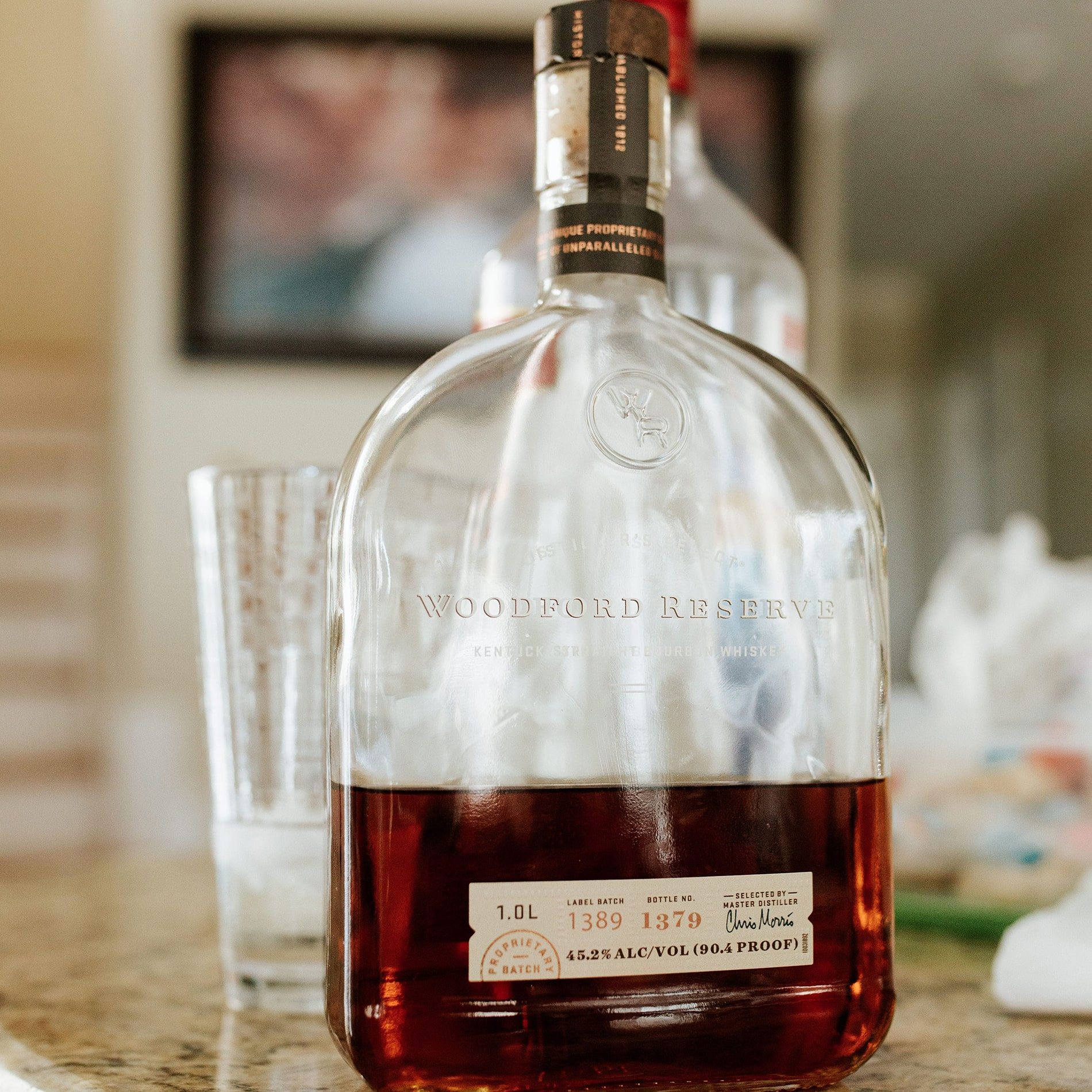 Whiskey at the Mary Grace and Judd Kennedy wedding.