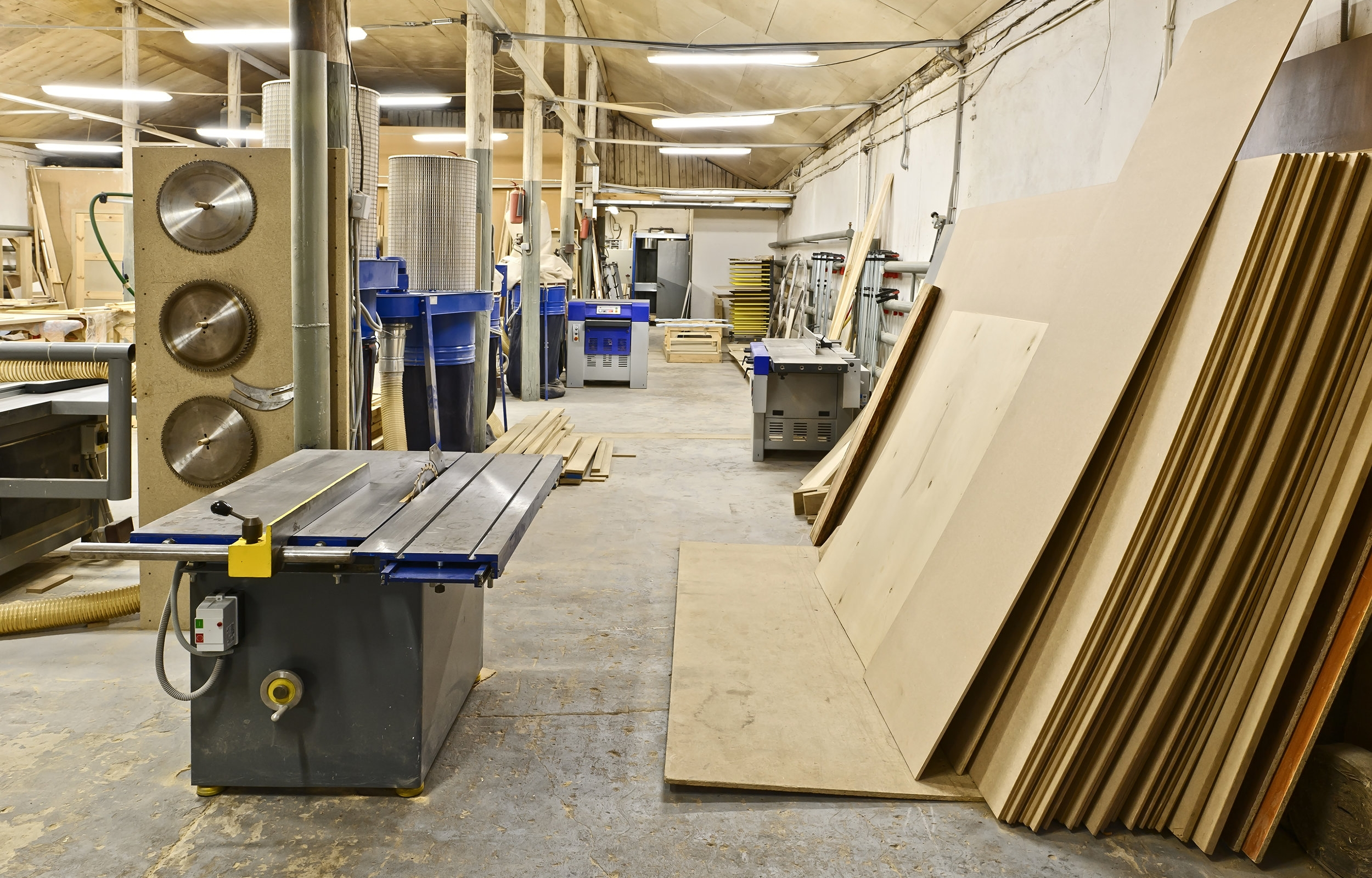 Wood Products -