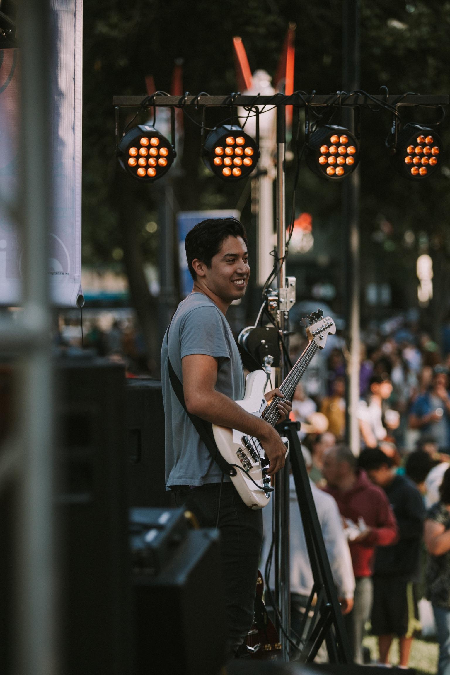 Bass | Julian Paz