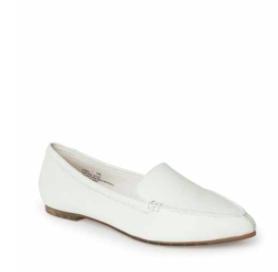 Cream Loafer